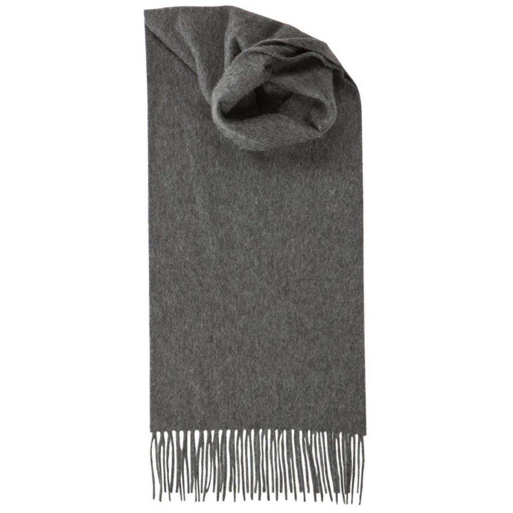 grey-lambswool-plain-scarf