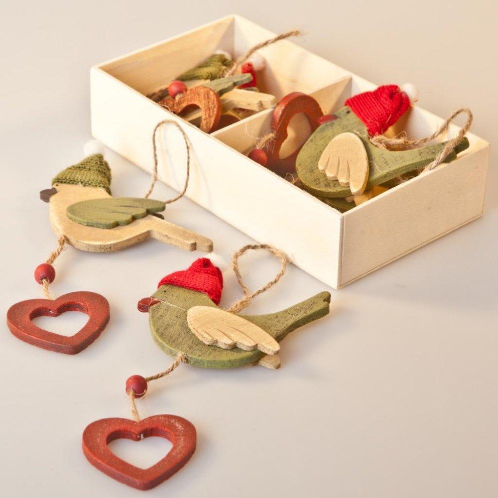 gisela-graham-christmas-box-set-of-6-bird