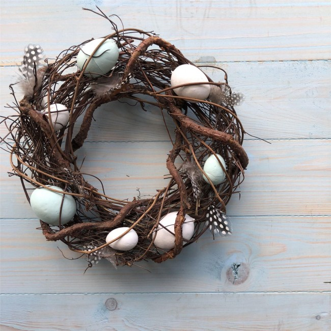 easter-wreath-duck-egg
