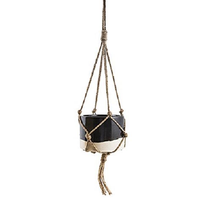 hanging macrame set
