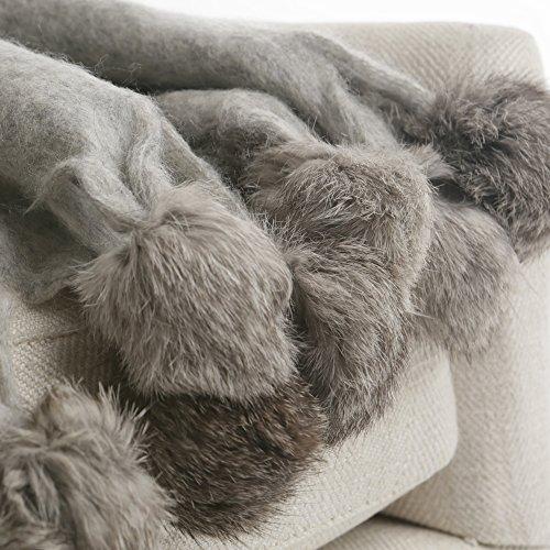 wool-throw-pompom-grey