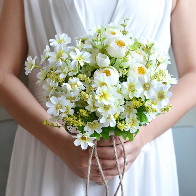 daisy-bouquet-artificial-flowers