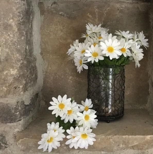 gisela-graham-artificial-daisy-bunch-31cm
