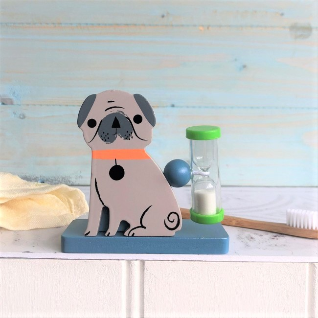 dog-toothbrush-holder-timer