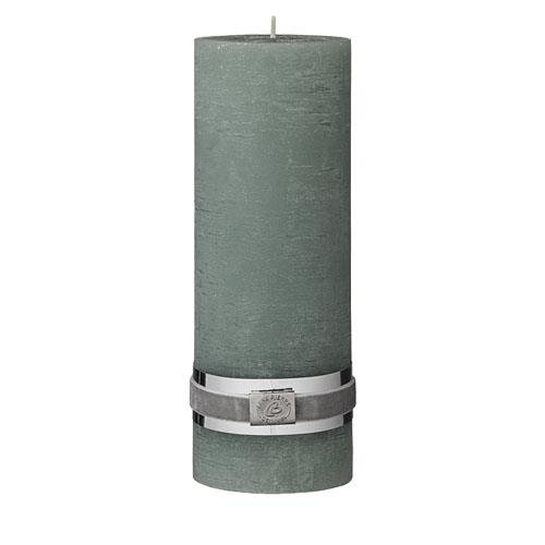 green-rustic-candle
