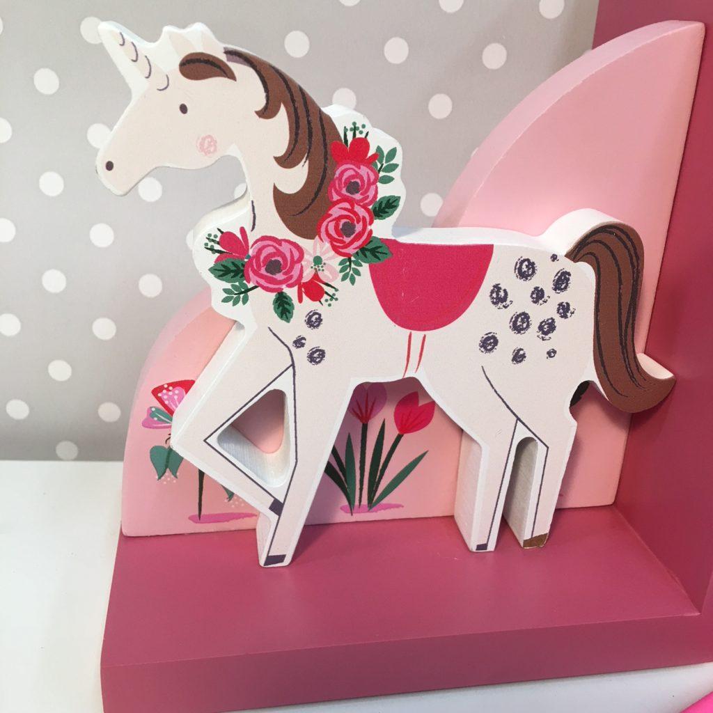 unicorn-bookends