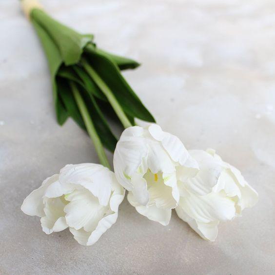 white-mini tulips-2