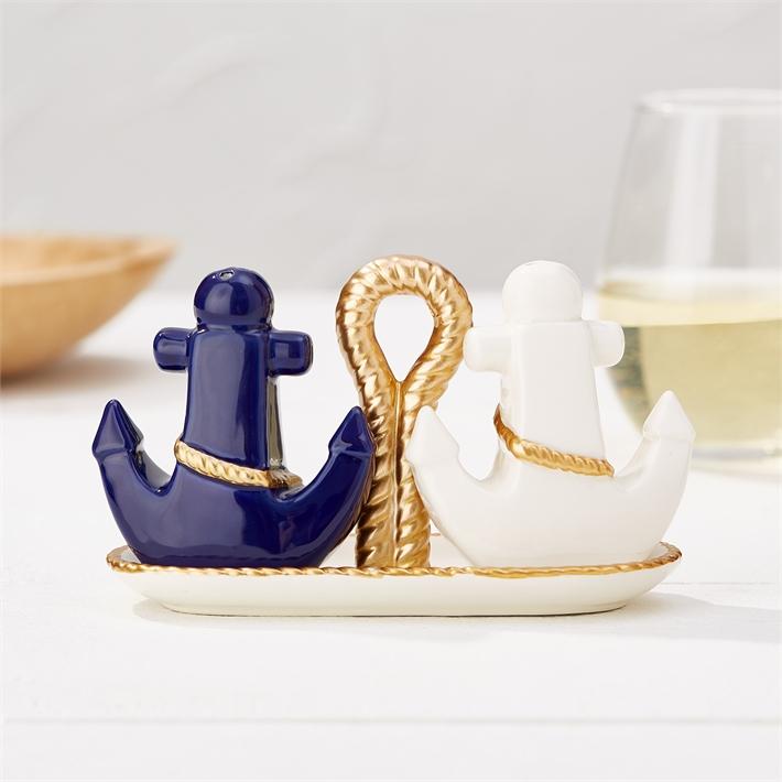 anchor-salt-pepper-set