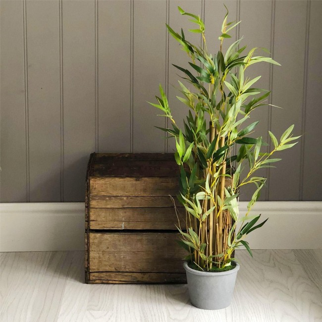 bamboo-plant-pot-artificial