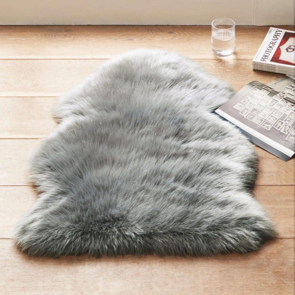 grey-faux-sheepskin-rug-mood