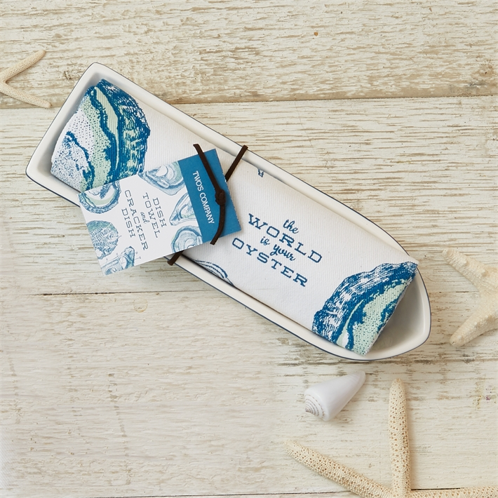 oyster-dish-teatowel-set-gift