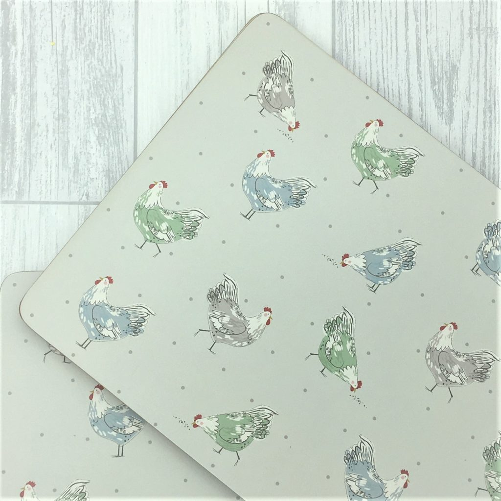 Hen-Placemats-set-of-Four-5