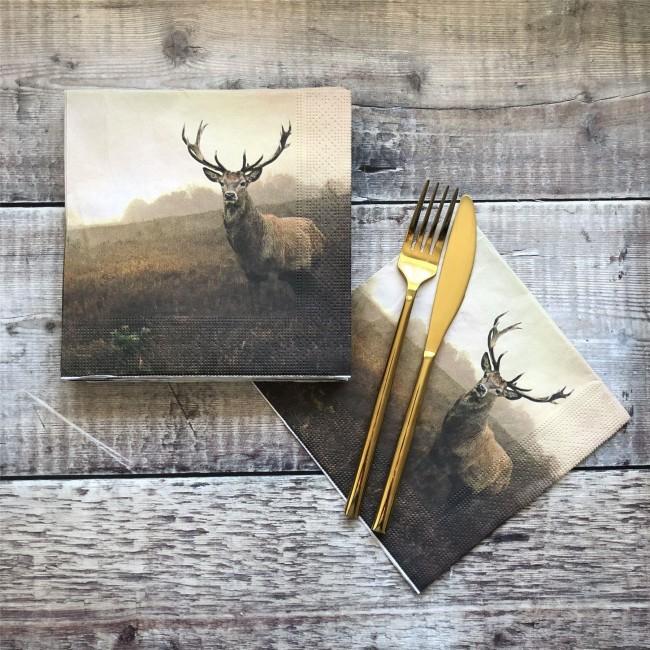stag-napkins-christmas-1