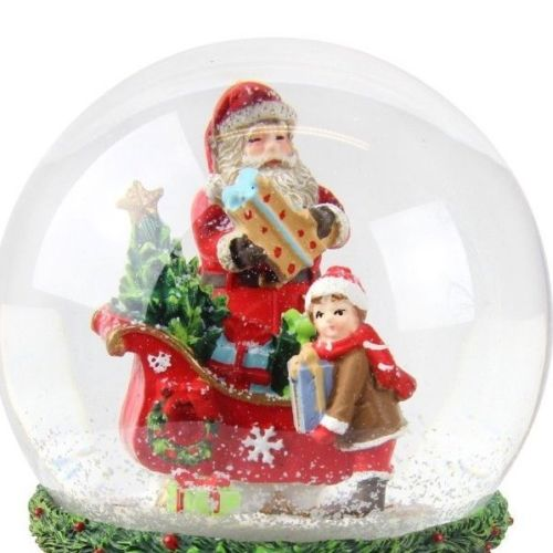 32733-snow-globe-santa-with-sleigh-a