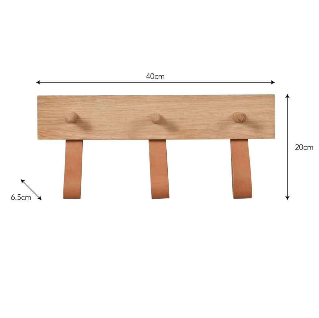 Kelston Peg Rail – 3 peg-sizes