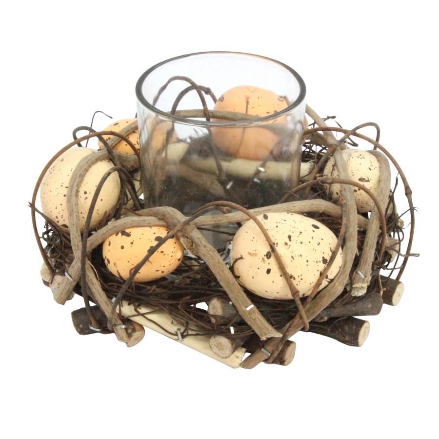 easter-nest-single-tea-light-holder-1