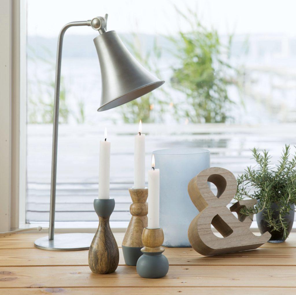 lamp-candle-set