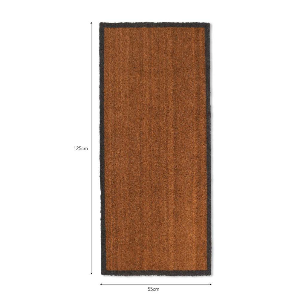 Double Doormat with Border (3)