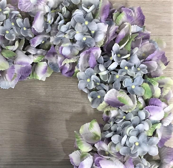 lilac-hydrangea-wreath