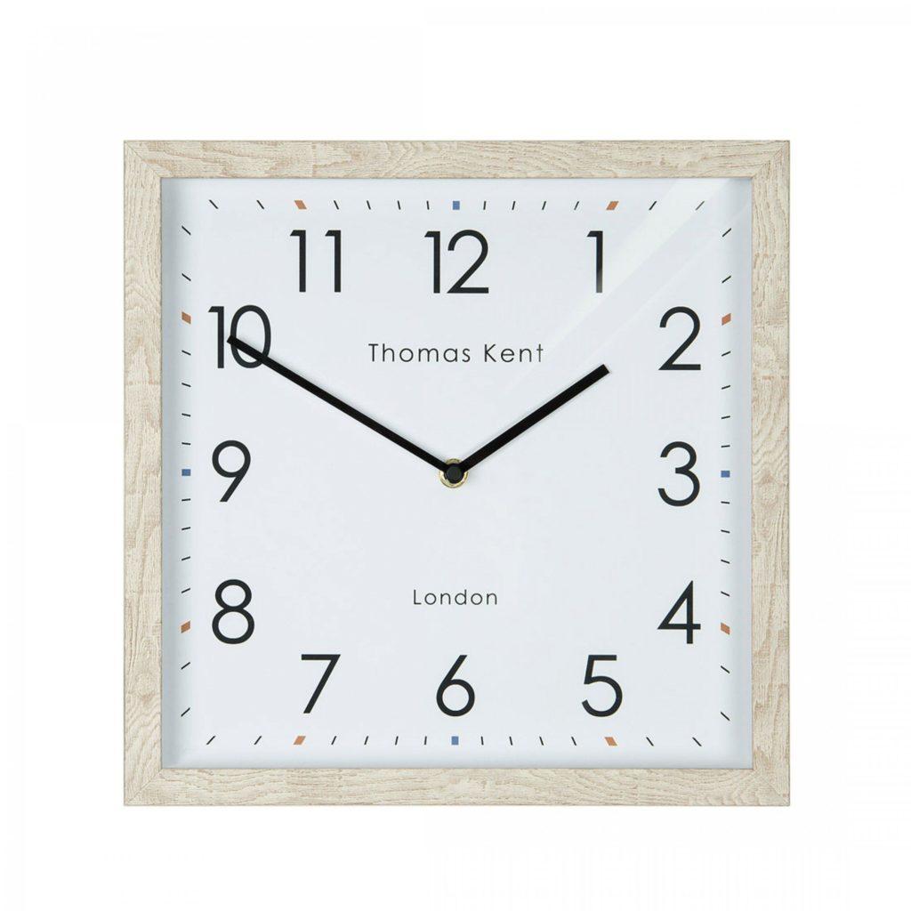 smithfield-wall-clock-soaped-oak-front