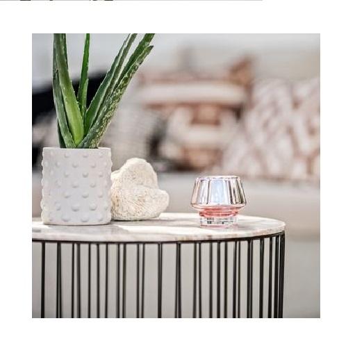 copper-tealight