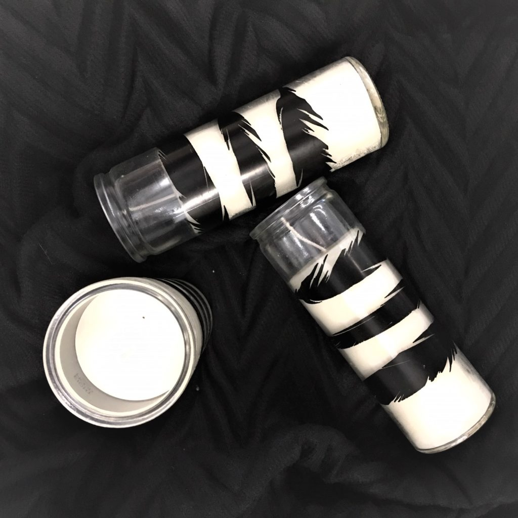 feather-candles-set