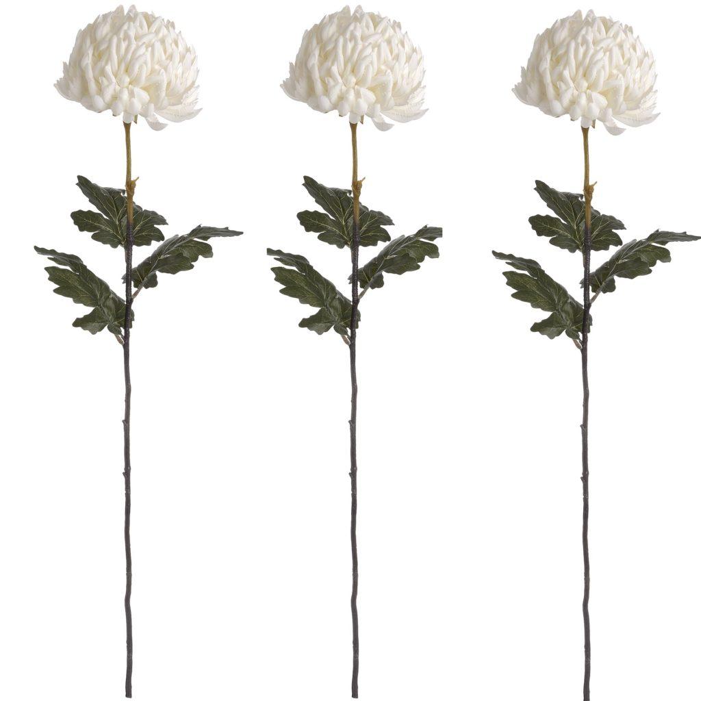 18964- large-white-chrysanthenam-stem