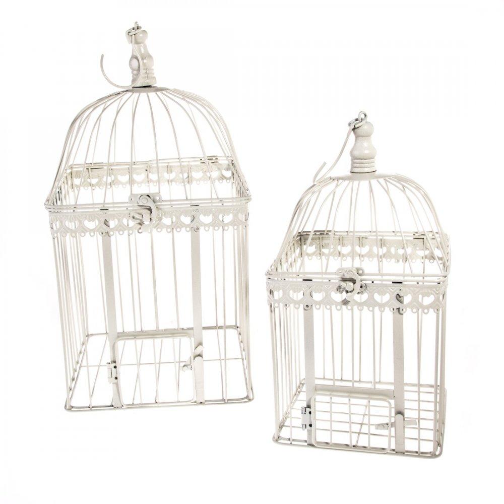 gisela-graham-set-of-2-vintage-inspired-decorative-square-birdcages