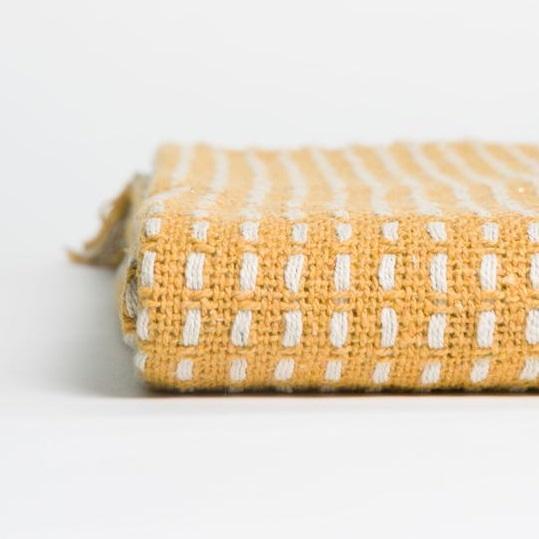 stab-stitch-cotton-throw-mustard-2