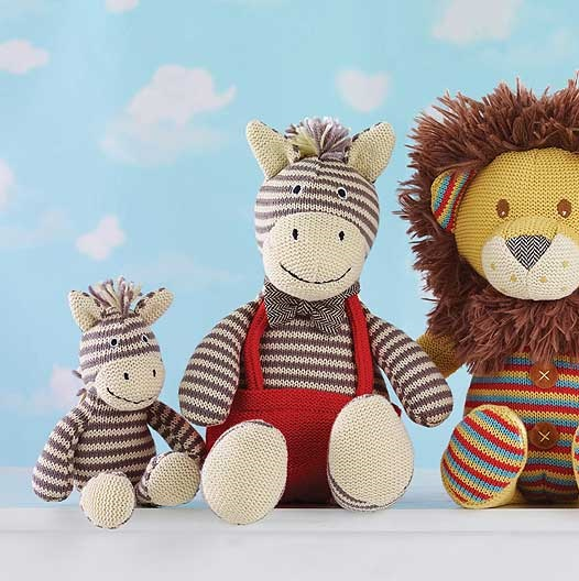 NURSERY-JUNGLE-GROUP-LION-ZEBRA