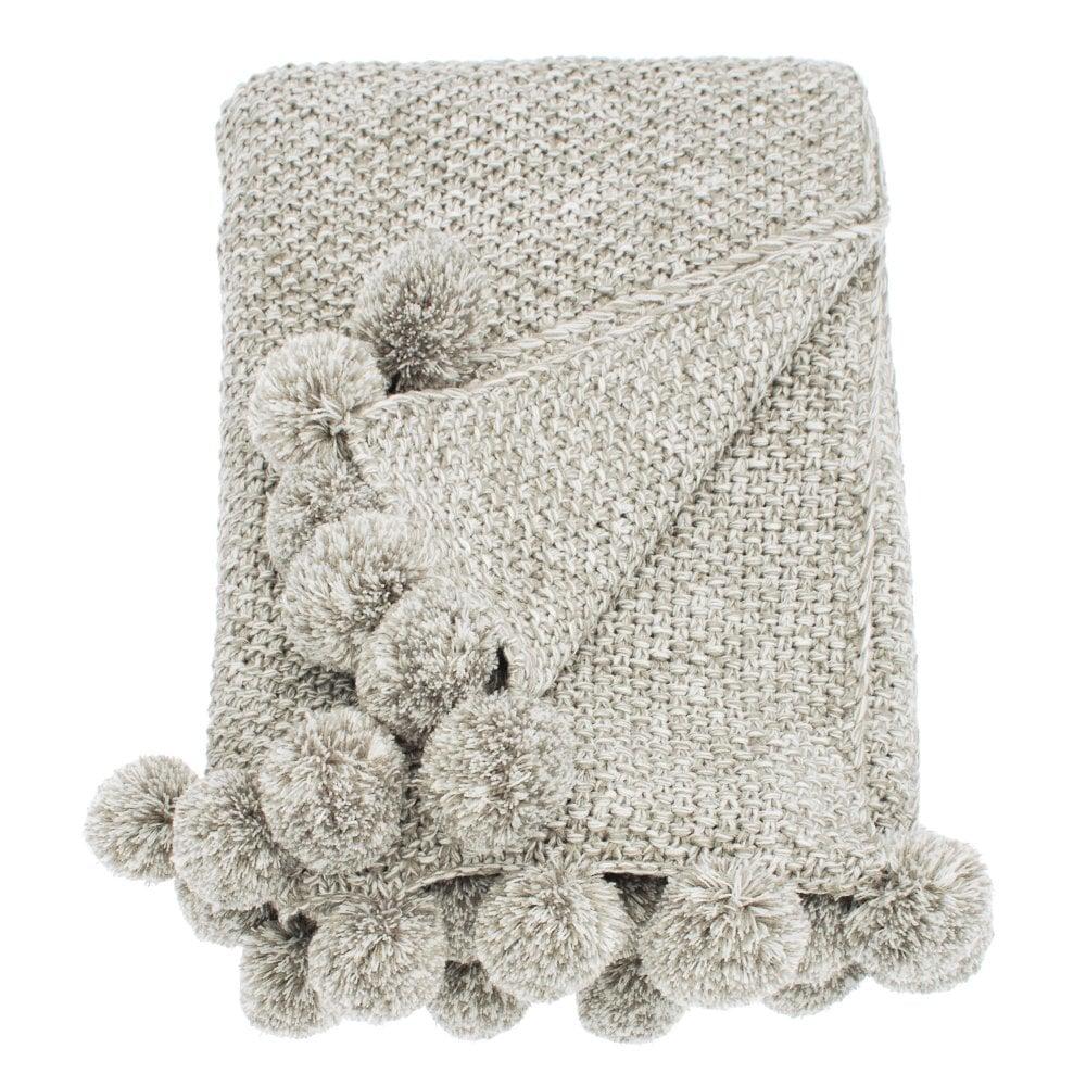 cosy-knit-pom-pom-throw-linen