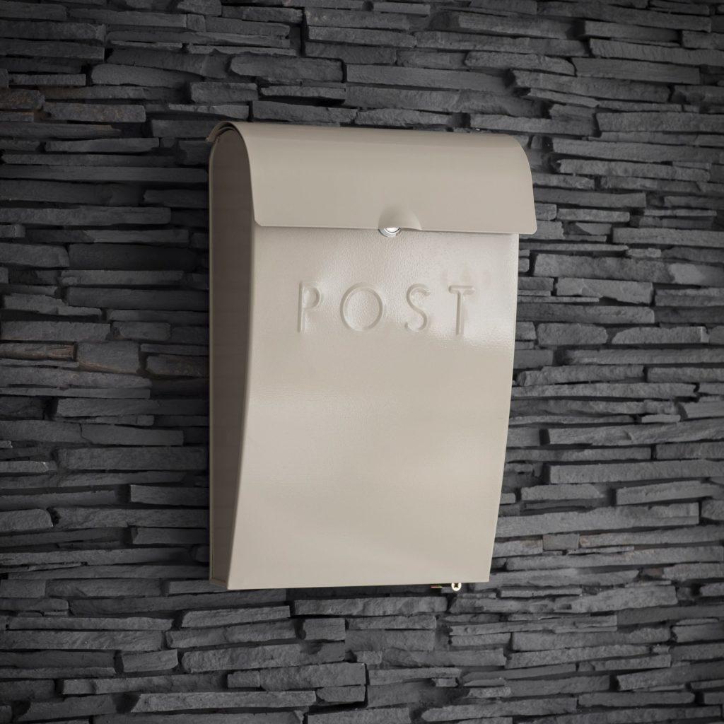 Post Box with Lock (1)