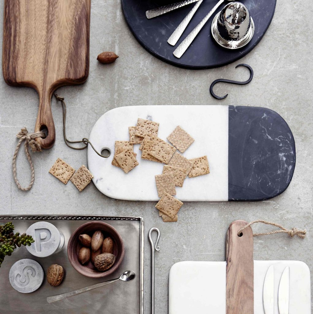 marble-chopping board
