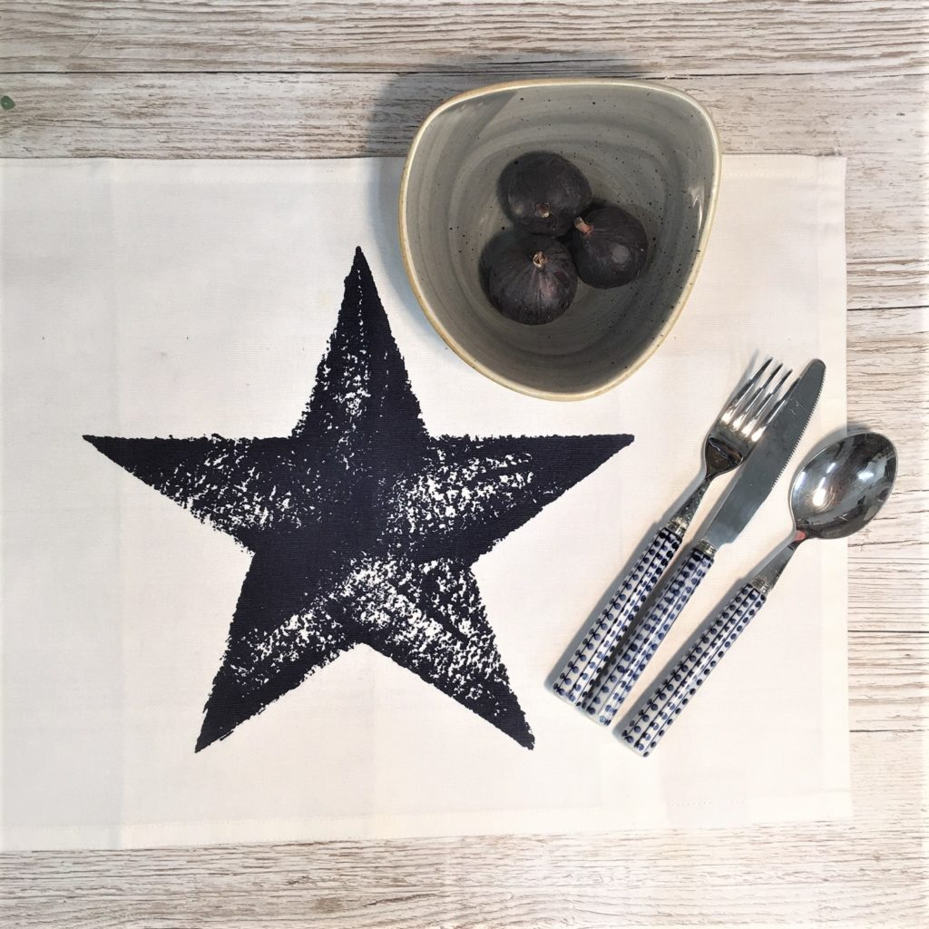placemat-star