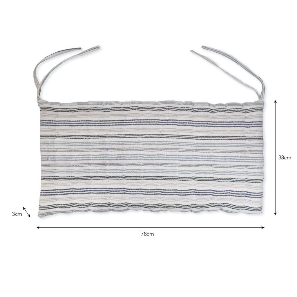 Bistro Bench Seat Pad (2)